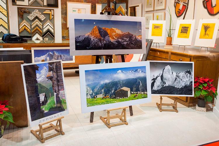 Copias fine art de fotografias de montaña